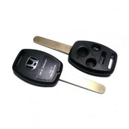 Κέλυφος Κλειδιού Honda με 4 Κουμπιά και Λάμα HON66