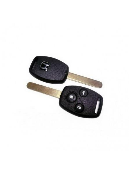 Τηλεχειριστήριο Honda με 3 Κουμπιά Τ6-ΙD48 Chip