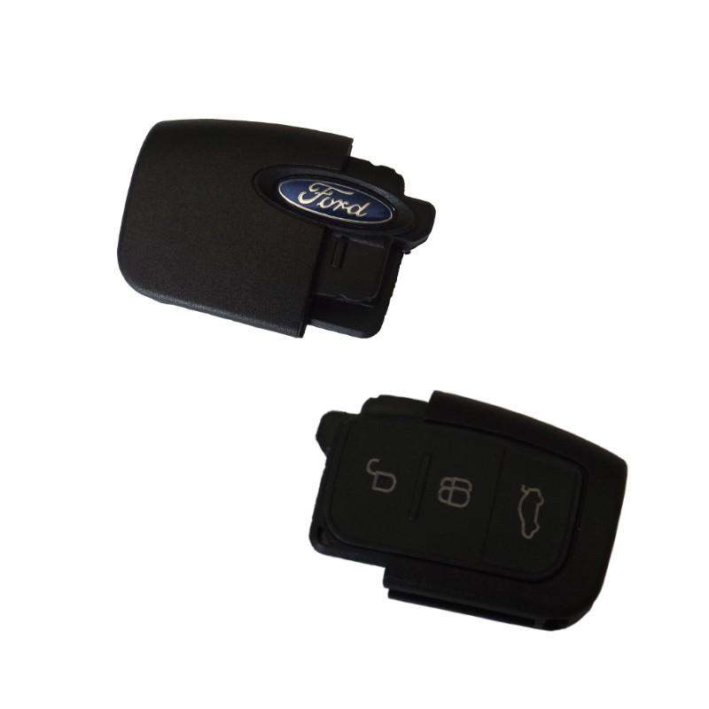 Τηλεχειριστήριο Ford Αναδιπλωμένο με 3 Κουμπιά και ID63 Chip