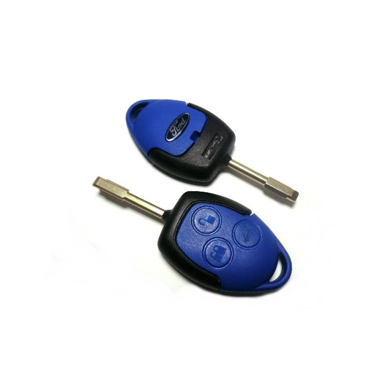 Τηλεχειριστήριο για Ford με 3 Κουμπιά και ID63 Chip για Transit 2005