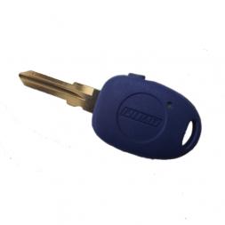 Κέλυφος Κλειδιού Fiat με 1 Κουμπί και Λάμα GT15