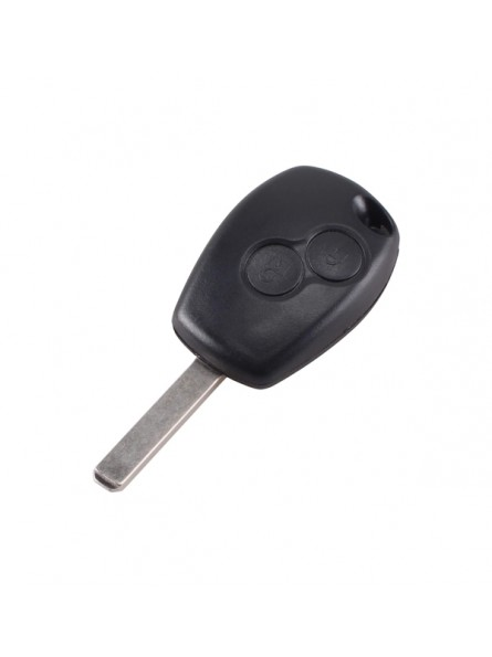 Κέλυφος Κλειδιού Αυτοκινήτου Renault – Dacia (Clio, Twingo, Kangoo, Modus, Laguna, Megane) με 2 Κουμπιά