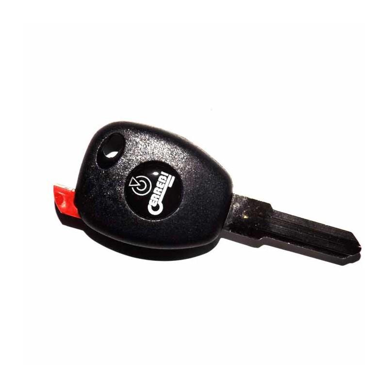 Κενό Κλειδί Dacia και Λάμα HU136T00