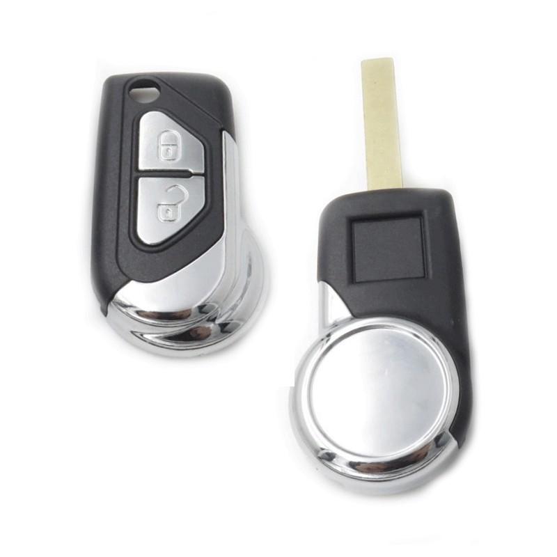 Κέλυφος Κλειδιού Citroen με 2 Κουμπιά και Λάμα VA2