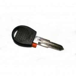 Κενό Κλειδί Chevrolet - Daewoo με Υποδοχή για Chip και Λάμα DWO4RT00