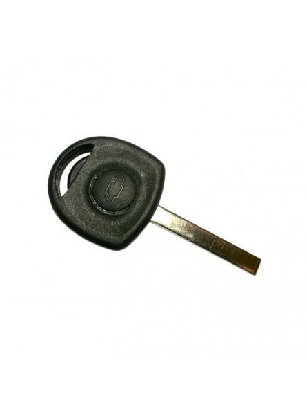 Κενό Κλειδί Chevrolet με Υποδοχή για Chip και Λάμα HU100T00