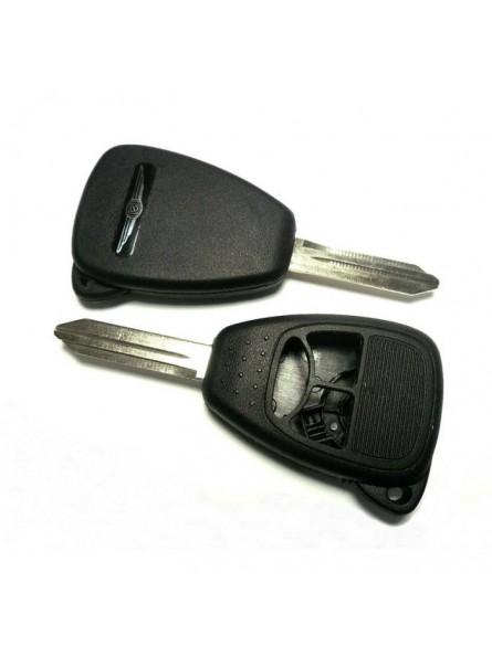 Κέλυφος Κλειδιού Chrysler με 3 Κουμπιά και Λάμα Y160 Type 2
