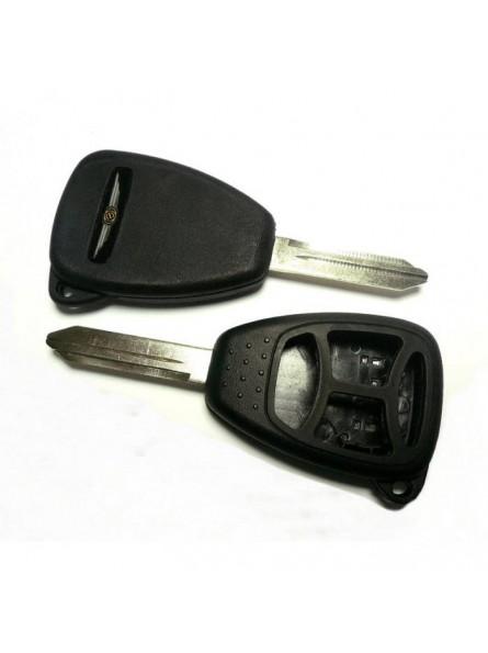 Κέλυφος Κλειδιού Chrysler με 4 Κουμπιά και Λάμα Y160 TYPE 1