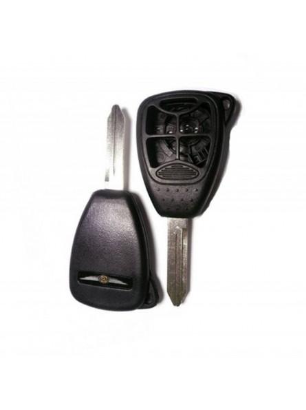 Κέλυφος Κλειδιού Chrysler με 5 Κουμπιά και Λάμα Y160