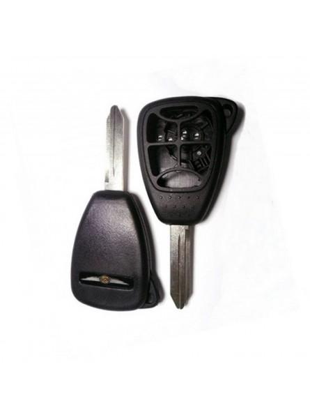 Κέλυφος Κλειδιού Chrysler με 6 Κουμπιά και Λάμα Y160