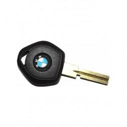 Κενό Κλειδί BMW με Φωτάκι, Υποδοχή για Chip και Λάμα HU58T00
