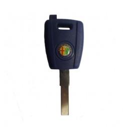 Κενό Κλειδί Αυτοκινήτου Alfa Romeo με Immobilizer και Υποδοχή για Chip