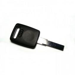 Κενό Κλειδί Audi με Υποδοχή για Chip και Λάμα HU66T00
