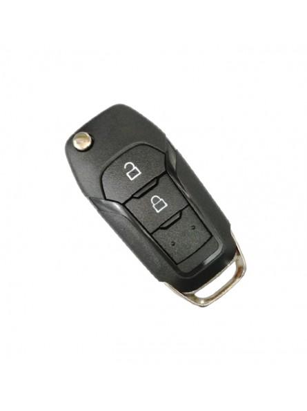 Κέλυφος Κλειδιού Ford με 2 Κουμπιά και Λάμα HU101