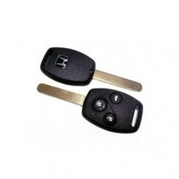 Τηλεχειριστήριο Honda με 3 Κουμπιά και ID46 Chip
