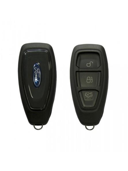 Τηλεχειριστήριο Ford Keyless με 3 Κουμπιά και Λάμα HU101