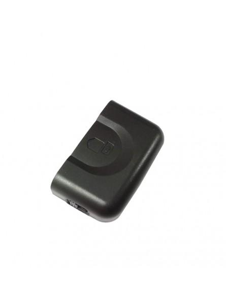 Ανταλλακτικό Καπάκι για Κέλυφος Smart Key Nissan με 2 Κουμπιά
