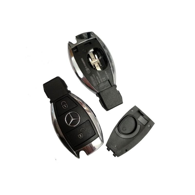 Κέλυφος Κλειδιού Mercedes για Smart Key με 2 Κουμπιά