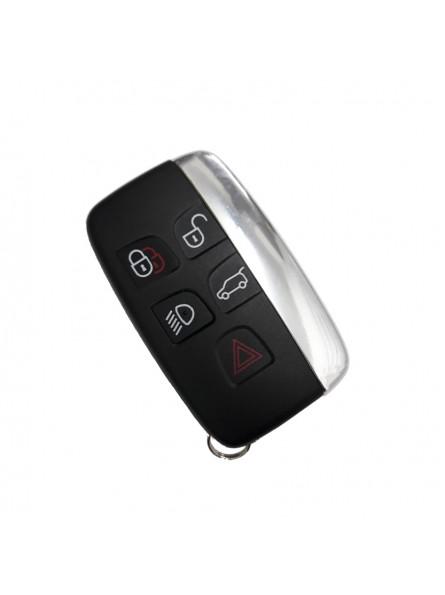 Κέλυφος Κλειδιού Land Rover για Smart Key με 5 Κουμπιά